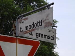 AQUILEIA, VIA TINA MODOTTI, AGOSTO 2013 - FOTO DI G. PENZO